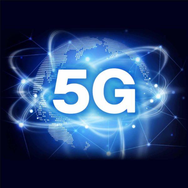 5Gのもたらす世界